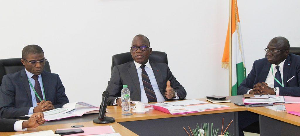 TRÉSOR PUBLIC : Le Comité d'Audit tient sa 9ème session trimestrielle