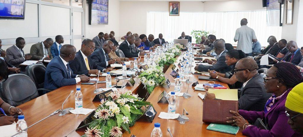 AMÉLIORATION DES PERFORMANCES DU TRÉSOR PUBLIC : Le plan d'audit 2019 présenté au Comité de Direction